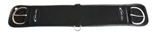 Westernový podbřišník Lami Cell Saddle Girth Black