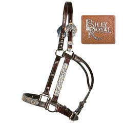 Billy Royal Total Elegance Classic Show Halter