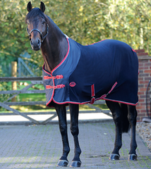Fleecová deka EATHERBEETA Fleece Cooler Navy