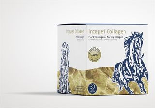 Incapet collagen - mořský kolagen, 30 x 3g