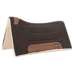 Westernová deka pod sedlo Classic Equine Performance Trainer Pad 31x33