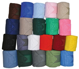 Bandáž HKM Fleece 4ks 300 cm