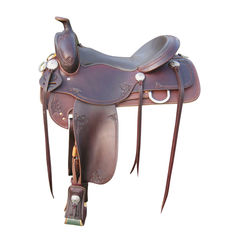 BOWMAN B-LIGHT PLEASURE SADDLE 9436 westernové sedlo USA