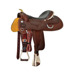 REINING BUTTERFLY 2040 POOL'S SADDLE westernové sedlo