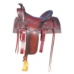 BOWMAN MOUNTED SHOOTER SADDLE 3016 westernové sedlo USA